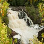 Upper Saxon Falls